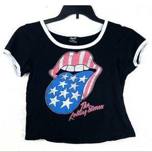 Bravado Rolling Stones Stars & Stripes Ringer soft